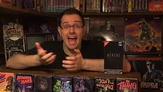 ALIEN series review - Monster Madness 2013