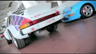Porsche 911 Secrets: San Remo Rally car
