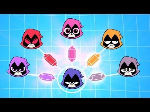 Xxx Mp4 DC Nation Teen Titans Go Quot Colors Of Raven Quot Clip 3gp Sex