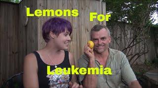 Lemons For Leukemia. Aquachigger Challenged