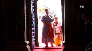 PM Modi offers prayers at Kedarnath, to visit Badrinath next