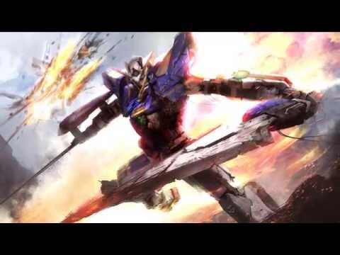 Gundam Build Fighters Try OST 4 Gandabada Gandabada