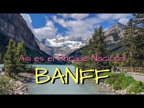 Cómo ir al Parque Nacional Banff en Canadá Lago Louise Lago Moraine y Lago Esmeralda