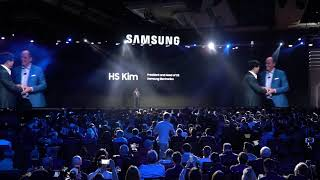 Samsung Press Conference at CES 2018 (High Quality)