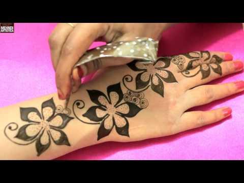 Xxx Mp4 Floral Blast Mehndi Designs For Romantic Date Unique Easy Classy Mehendi Art Tattoo Idea 3gp Sex