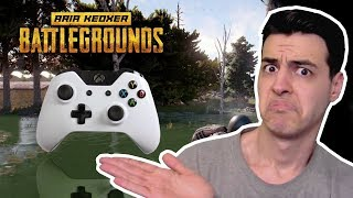 PUBG with XBOX ONE CONTROLLER ???????