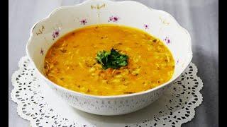 طرز تهیه سوپ جو به سبک رستورانی | Persian Barley Soup