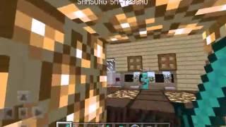 Minecraft pe 0.11.0 ep.1- introducing my world