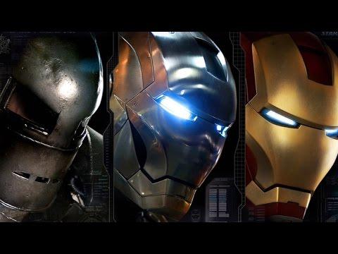 Top 10 Iron Man Armors
