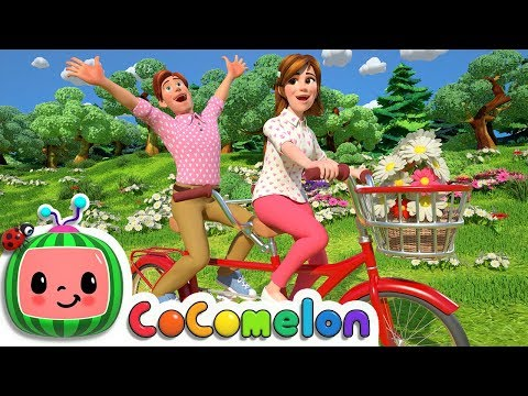 Xxx Mp4 Daisy Bell Bicycle Built For Two CoCoMelon Nursery Rhymes Kids Songs 3gp Sex