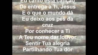 Entrega/A Deus Toda Glória - Aline Barros CD Graça (Legendado)