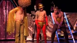 Zkáza vesmirné lodi Libido (záznam představení Kabaretu Caligula)