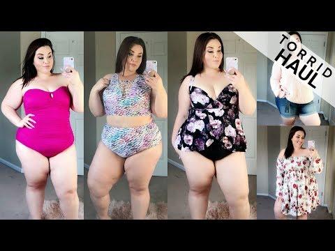 Xxx Mp4 Torrid Haute Cash Haul 2018 SWIMSUITS Plus Size Fashion 3gp Sex