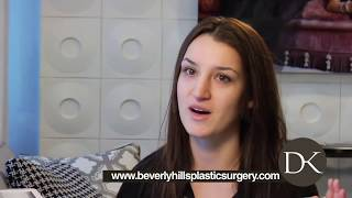 Breast Augmentation with Silicone and Revision Rhinoplasty