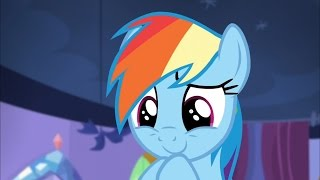 DATE WITH RAINBOW DASH