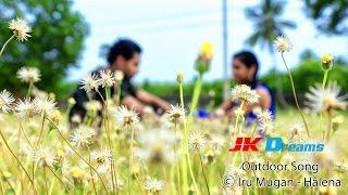 Iru Mugan - Halena | JK Dreams Studio | Sasikasan + Sharmini Outdoor Song