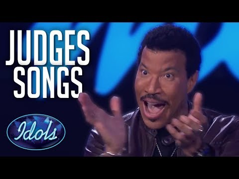 When Contestants Perform JUDGES Songs! | Idols Global