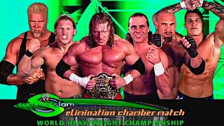 Elimination Chamber 2002 FULL MATCH