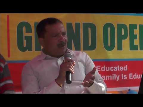 #BeyondTheThirdEye: Hajipur MLA 'Awadhesh Singh' on Girls' Education at St. Mary's High School.