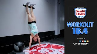 Open Workout 16.4 Standards