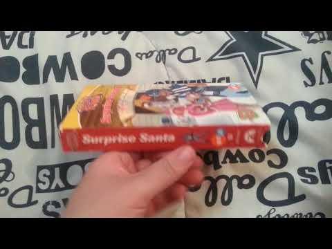 Xxx Mp4 Lazytown Surprise Santa VHS Review Christmas Special 3gp Sex