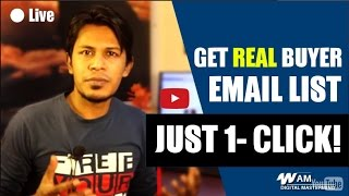 Get REAL Email Addresses Ethically With A Single Click!