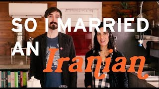 So I Married An Iranian- Persian/Farsi Lesson 1 - How to Greet People and Ask How They