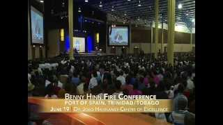 Benny Hinn - Powerful Teaching and Anointing