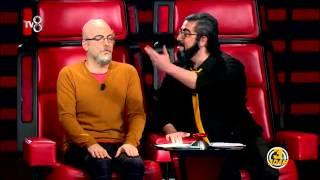 3 Adam - O Ses Türkiye Skeci 1.Parça (2.Sezon 13.Bölüm)
