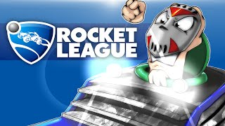 Rocket League - RUMBLE!!!!!! (DeliriToonz Vs BryceWrecker) Best of 3!