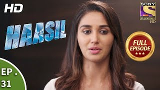 Haasil - Ep 31 - Full Episode - 12th December, 2017