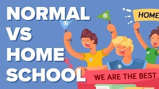 School vs Homeschool: Which Student Does Better?