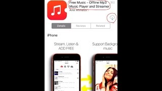 How to Download Free Music - Offline Mp3 Music Player and Streamer for iOS 10.1.1/9.3.5-9.0