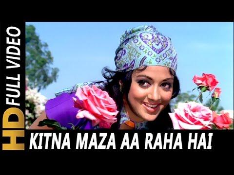 Xxx Mp4 Kitna Maza Aa Raha Hai Lata Mangeshkar Raja Jani 1972 Songs Dharmendra Hema Malini 3gp Sex