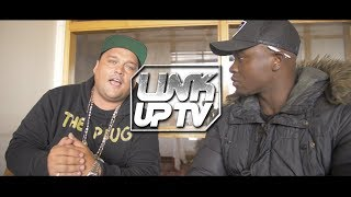 Big Shaq interrupts Charlie Sloth's Interview demanding his Fire In The Booth