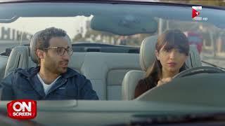 أون سكرين - أحمد فهمي: قراراتي تختلف 100% من السينما للتليفزيون