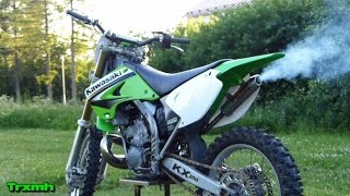 Kawasaki KX250 Is Back