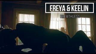 Freya & Keelin | Breathless | [+4x12]