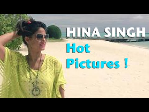 Wow ! 'Ye Rishta Kya Kehlata hai' Actress Hina Khan Shared Her Hot Avatar With Fans!