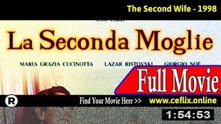 La seconda moglie (1998) Full Movie Online