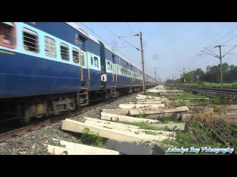 Agniveena Superfast Express at its best