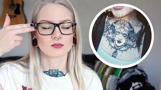 Stealing A Tattoo | Katrin Berndt