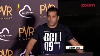 Salman Khan Reacts On