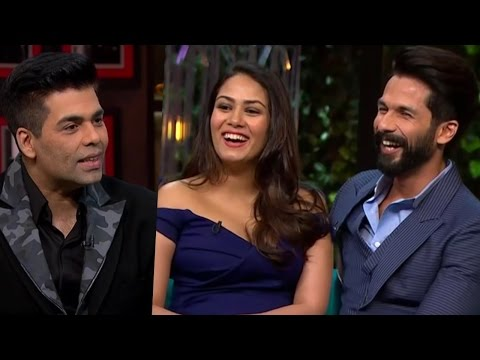Xxx Mp4 Koffee With Karan Season 5 SEX Confession Of Shahid Kapoor Mira Rajput Will SHOCK You 3gp Sex
