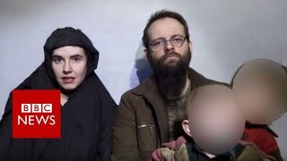 Taliban hostage family freed  after 5 years - BBC News