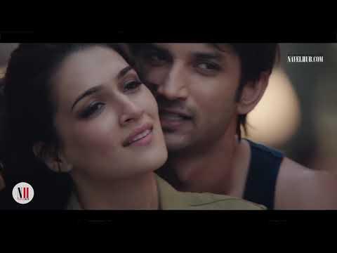Kriti Sanon Hot Kissing Scene | Sushant Singh Rajput | Raabta