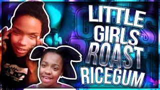 Little Girls Roast RiceGum #5