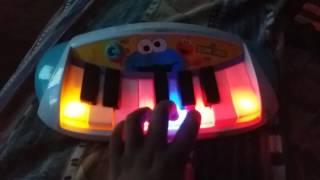 Sesame Street Keyboard Toy