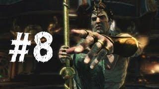 God of War Ascension Gameplay Walkthrough Part 8 - The Temple of Delphi