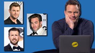 Chris Pratt Takes BuzzFeed